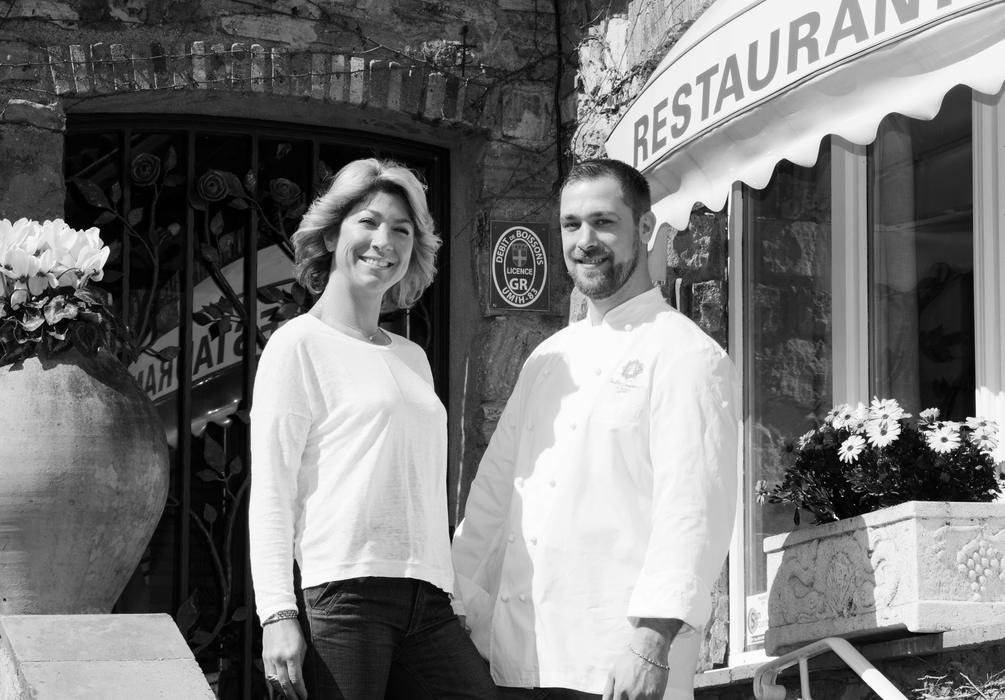Stéphanie Girard & Julien Allègre