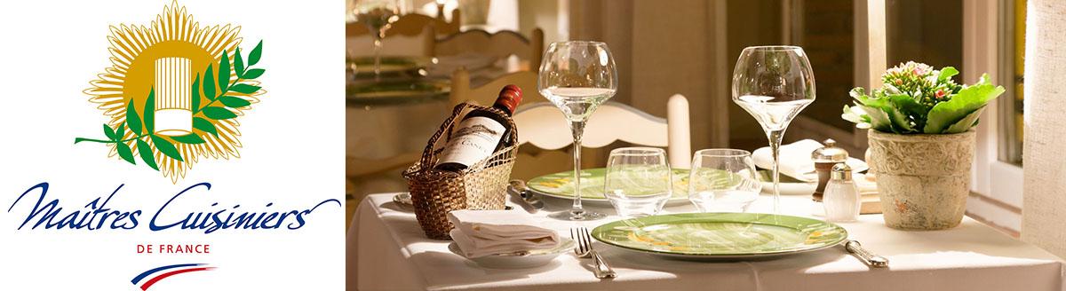 Bon cadeau les maitres cuisiniers de France
